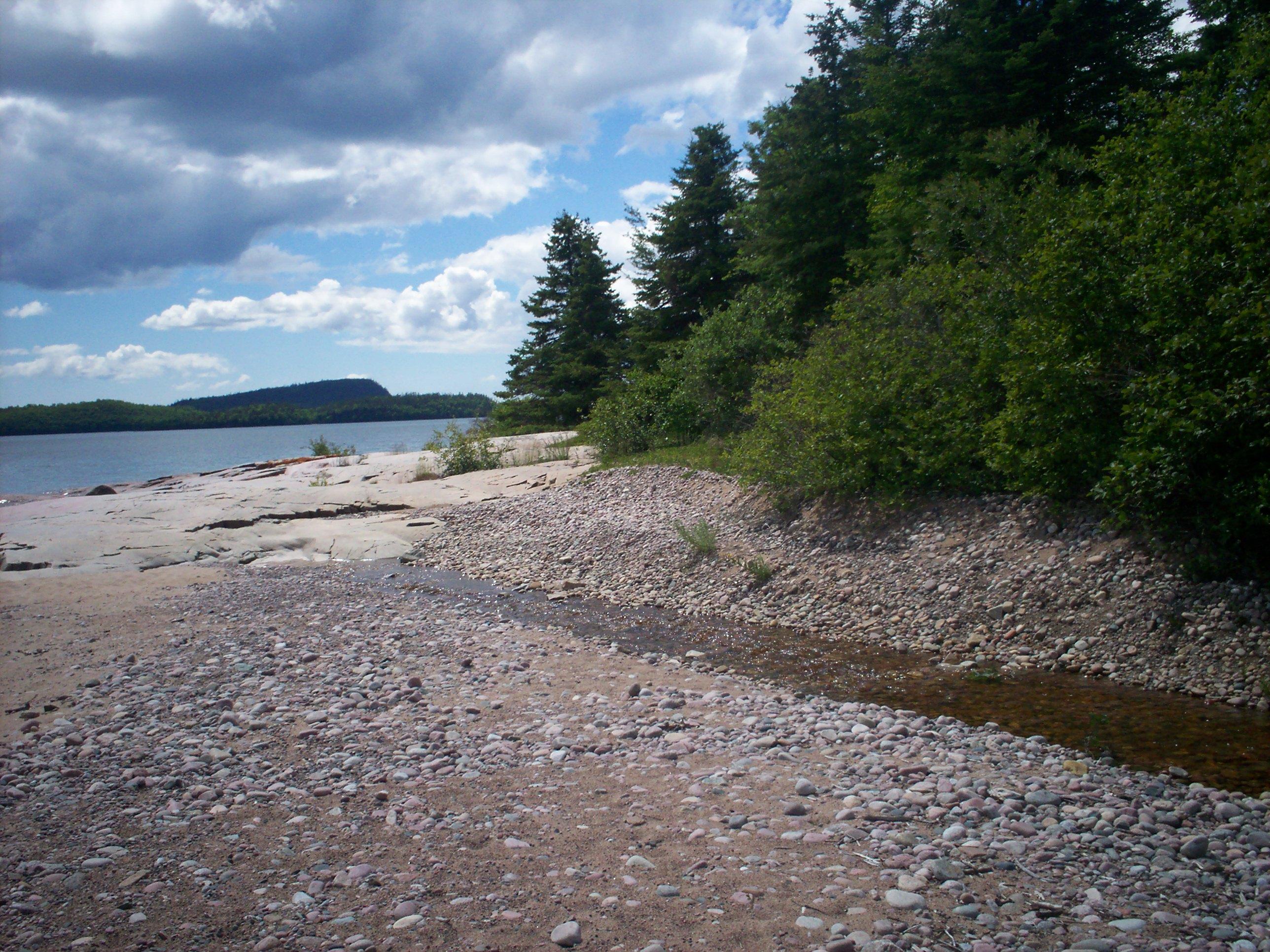 Lake Superior Agawa Bay Sue And Daves Rv Adventures