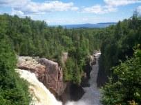 Aquasabon Falls