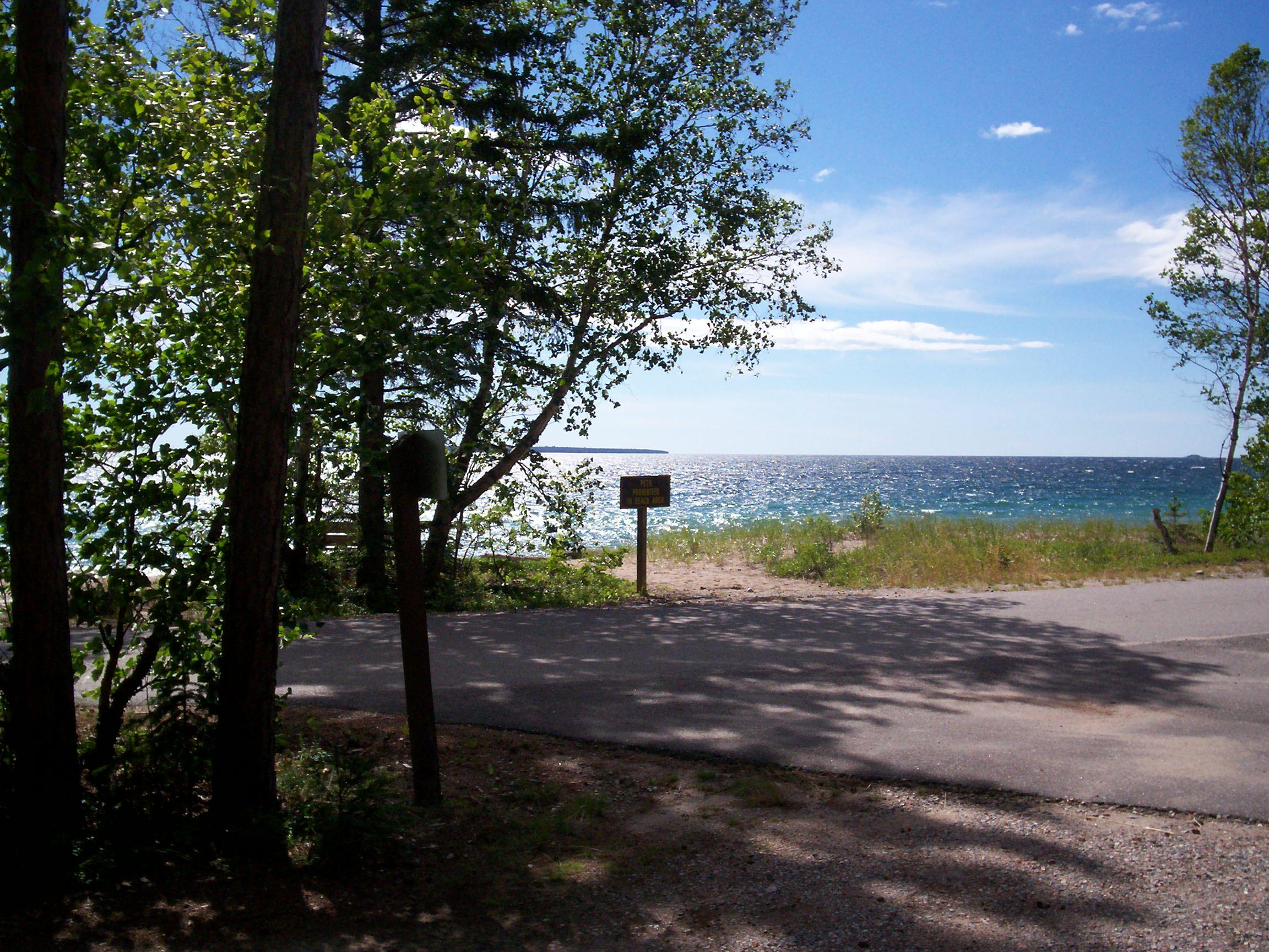 Smith Point Beach Rv Park