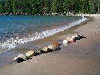 Mystery Rocks - Sinclair Cove