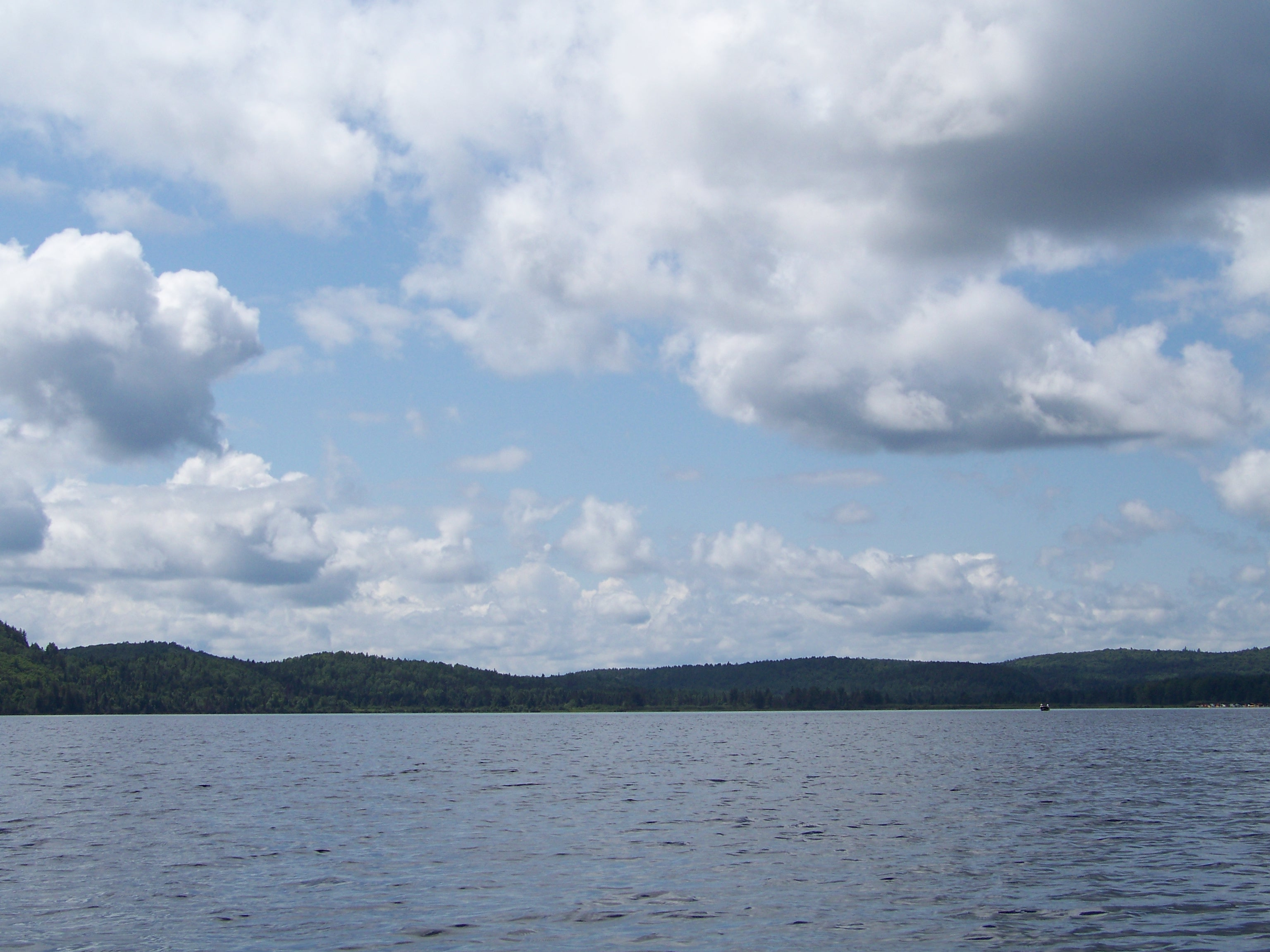 Algonquin Lake Of Two Rivers Sue And Daves Rv Adventures