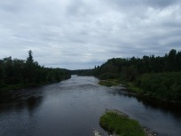 Tributary of the mighty Saint John River