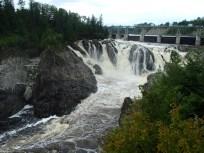 Beautiful Grand Falls, NB