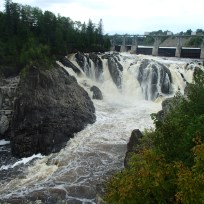 Beautiful Grand Falls, NB