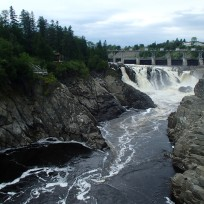 Saint John River/Grand Falls, NB