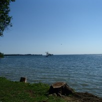 Lake St.Francis\St.Lawrence River