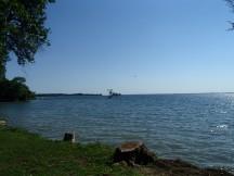 Lake St.Francis\St.Lawrence River