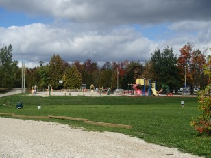 Playground & Trampoline