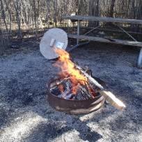 Roaring Campfire!