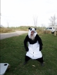 Katey Panda Bear!