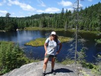 Hiker Suzy