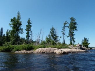 More Northern shoreline!