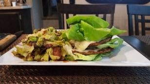Lettuce Wrapped Burger